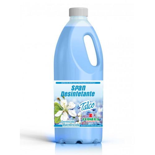 SPAN DESINFETANTE TALCO 0002L - preço por litro:R$5,75
